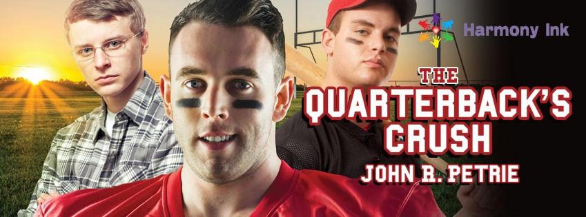 John R. Petrie - The Quarterback's Crush Banner