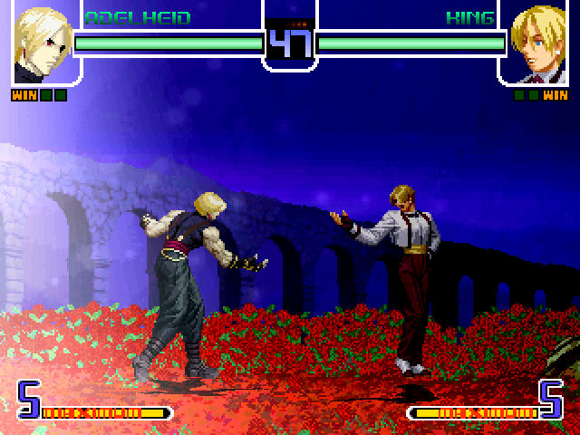 THE KING OF FIGHTERS ULTIMATE MUGEN 2002 released P7ud5gypn4qk3jzzg