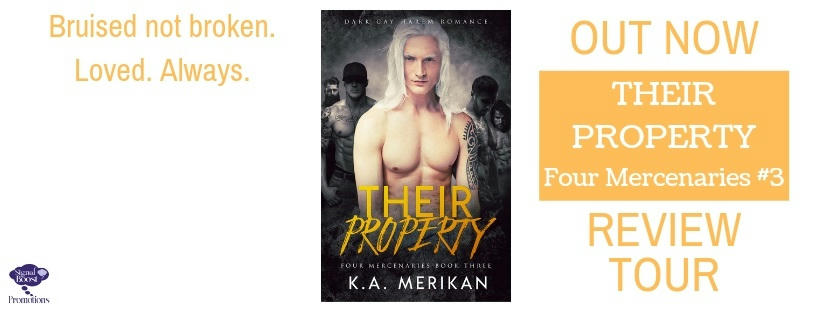 K.A. Merikan - Their Property RTBANNER-72