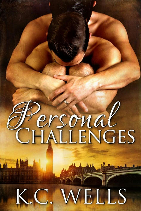 K.C. Wells - Personal Challenges Cover