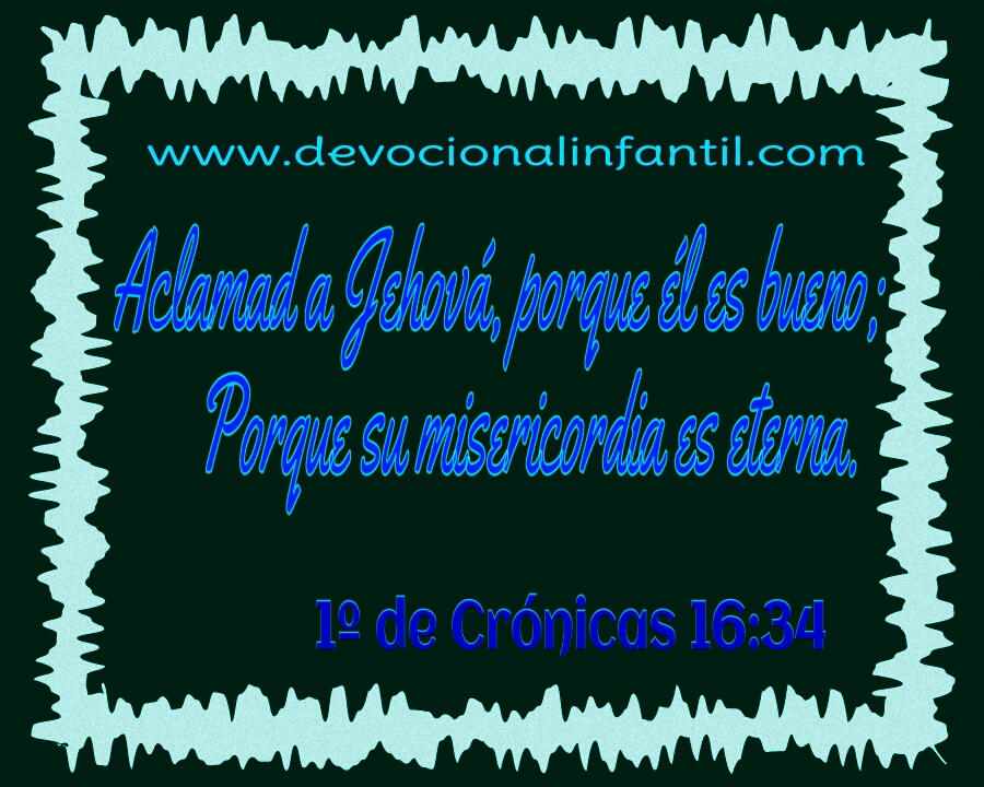 Aclamad a Jehová – Tarjeta