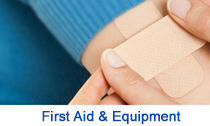 First Aid & Equipment
