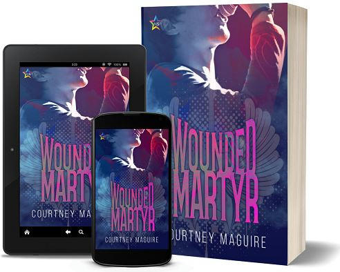 Courtney Maguire - Wounded Martyr 3d Promo