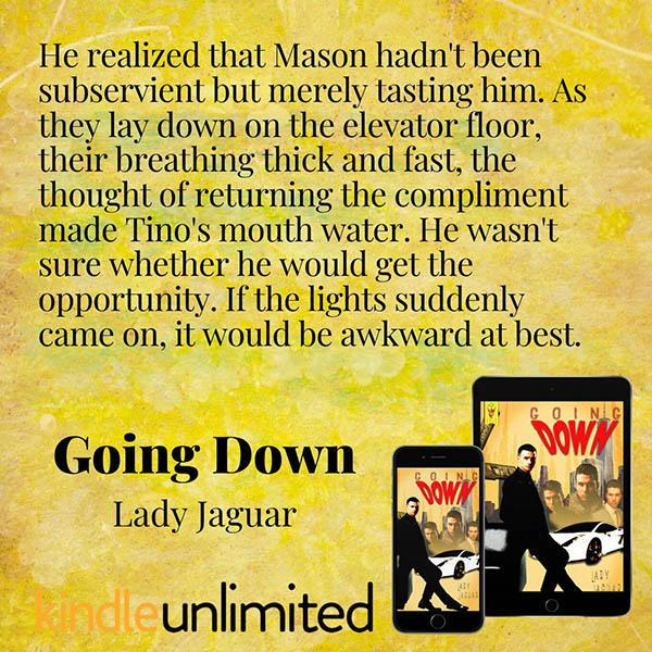 Lady Jaguar - Going Down MEME1