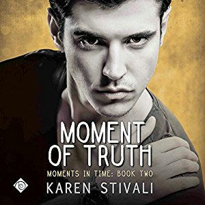 Karen Stivali - Moment of Truth Cover Audio