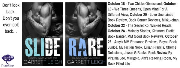 Garrett Leigh - Road TourGrahic
