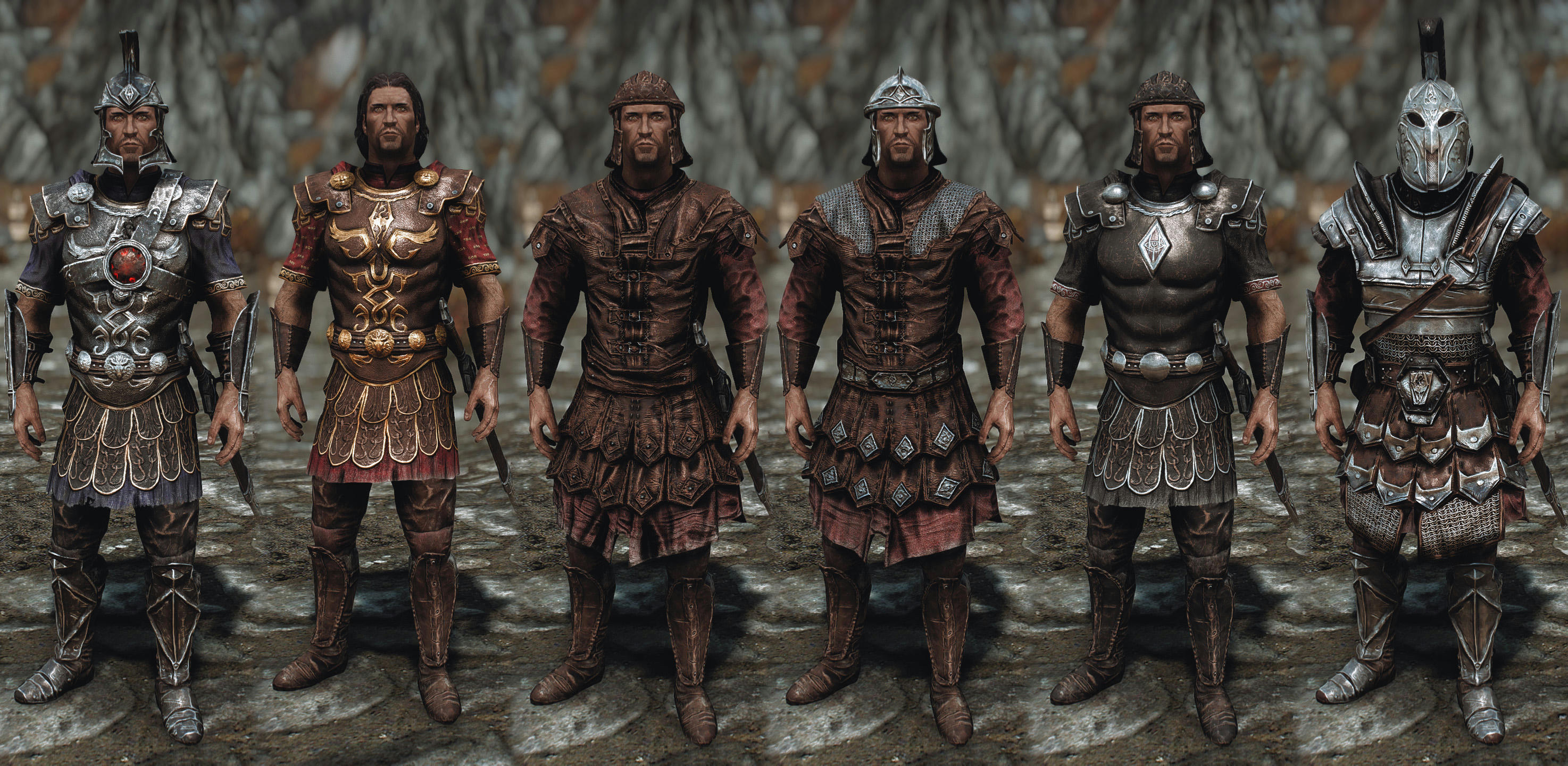 Frankly HD Imperial Armor and Weapons at Skyrim Nexus - mods
