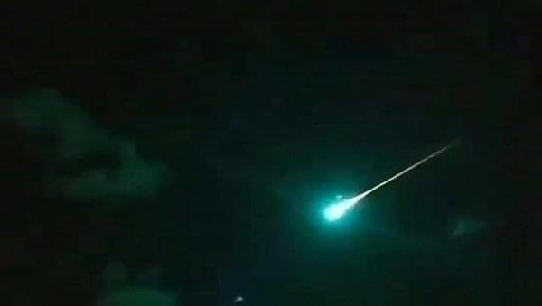 Reportan caída de meteorito en Ejido Lázaro Cárdenas de Ciudad Victoria