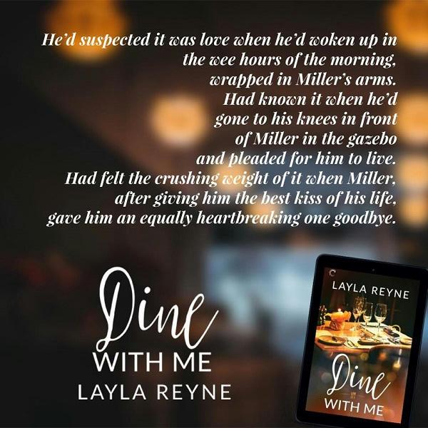 Layla Reyne - Dine With Me Promo