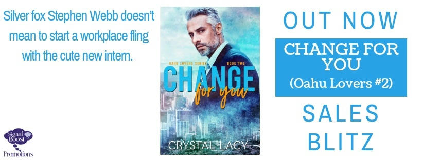 Crystal Lacy - Change For You Sales Blitz
