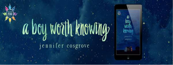 Jennifer Cosgrove - A Boy Worth Knowing Banner