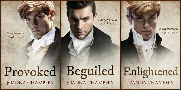 Joanna Chambers - Enlightenment Series Banner