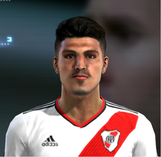 Download faces and hair for Pro Evolution Soccer - PESFaces