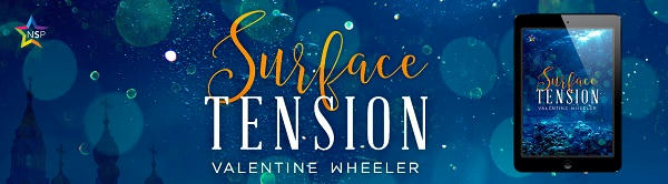 Valentine Wheeler - Surface Tension RB Banner