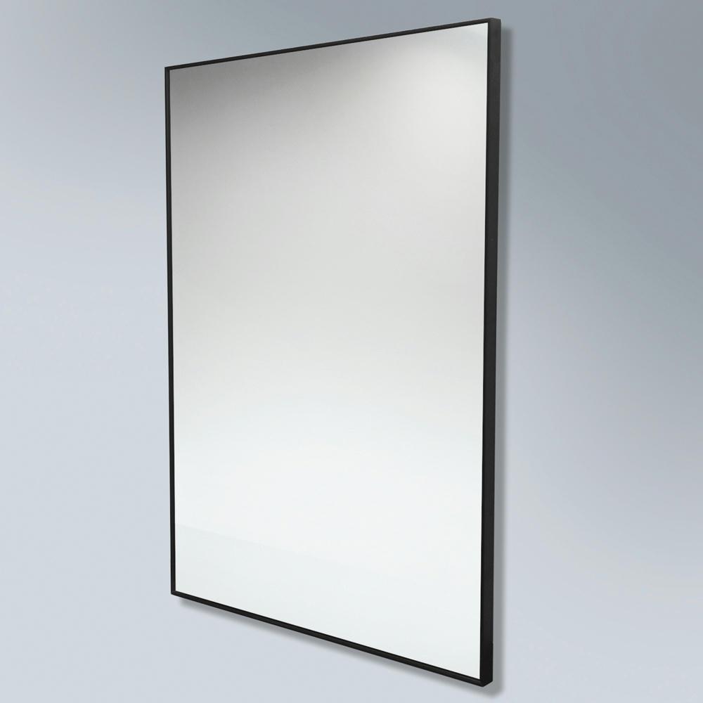 AFM230135MB Matte Black Framed Mirror