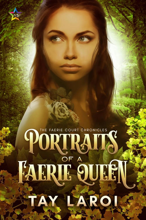Tay Laroi - Portraits of a Faerie Queen Cover