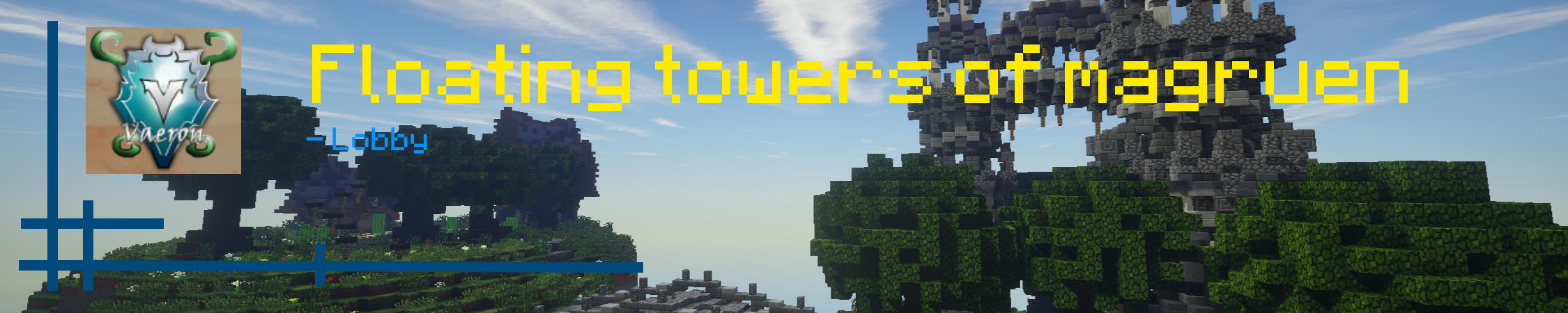 Floating towers of Magruen