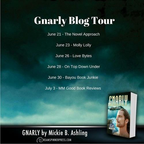Mickie B. Ashling - Gnarly BT Promo