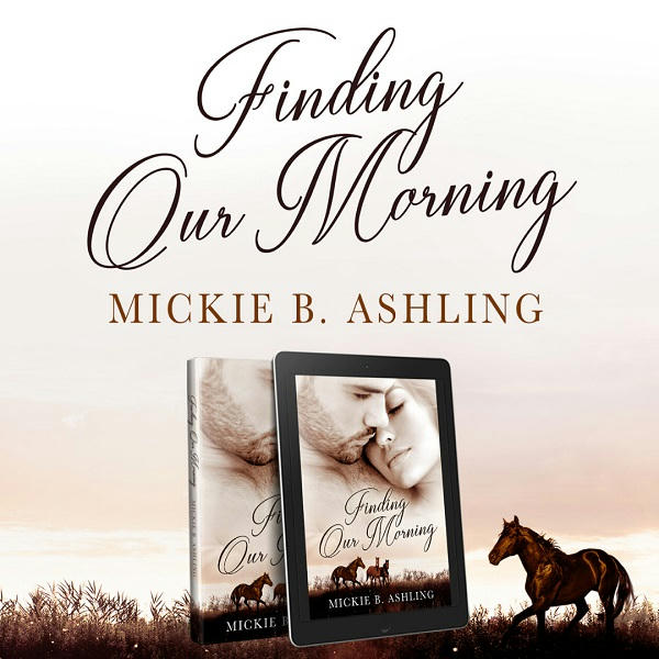 Mickie B. Ashling - Finding Our Morning Insta