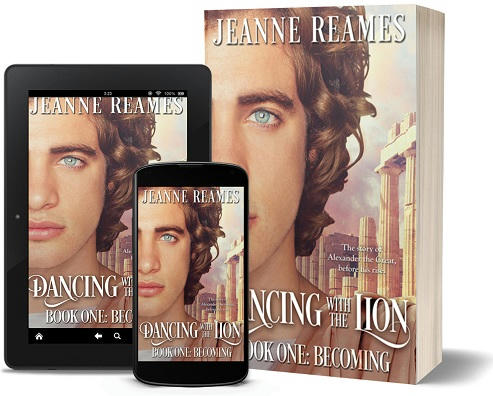Jeanne Reames - Dancing with the Lion Becoming 3d Promo