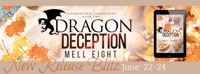 Mell Eight - Dragon Deception RB Banner