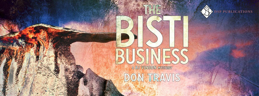 Don Travis - The Bisti Business Banner