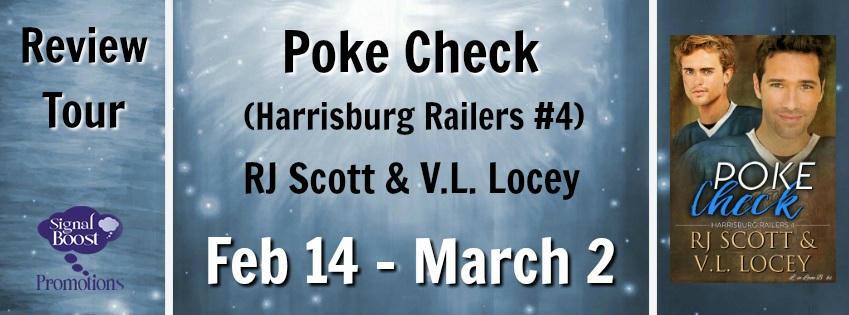 R.J. Scott & V.L. Locey - Poke Check RTBanner