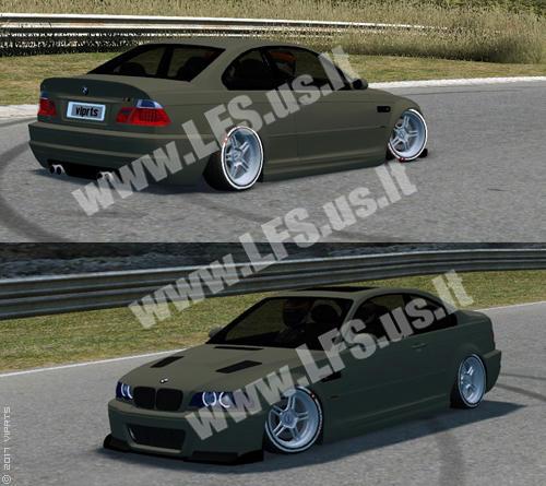 XR - BMW M3 E46
