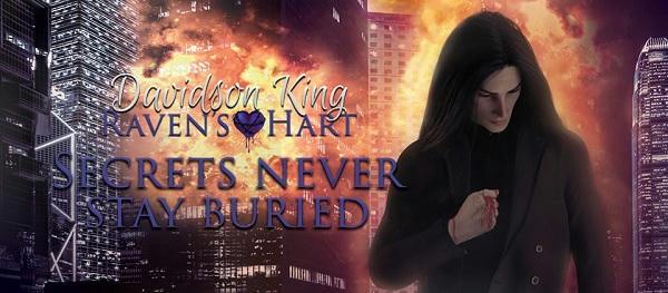 Davidson King - Raven's Hart Banner 1