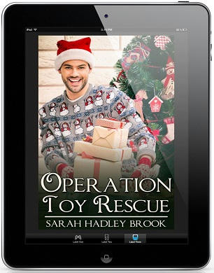 Sarah Hadley Brook - Operation Toy Rescue 3d Cover