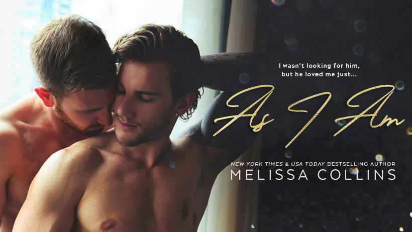 Melissa Collins - As I Am Banner