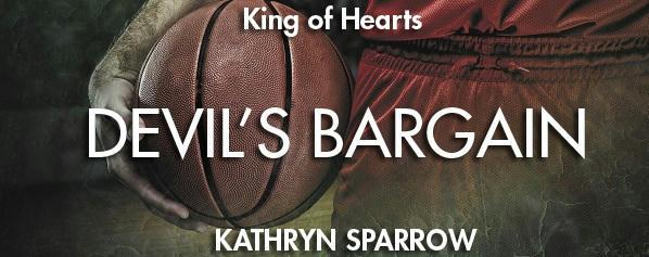 Kathryn Sparrow - Devil's Bargain Banner