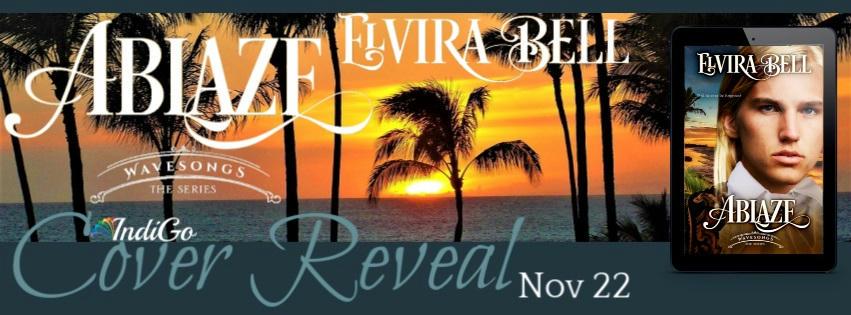 Elvira Bell - Ablaze CR Banner