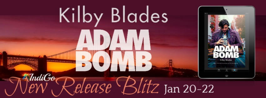 Kilby Blades - Adam Bomb RB Banner