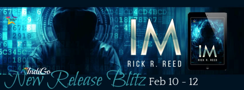 Rick R. Reed - IM RB Banner
