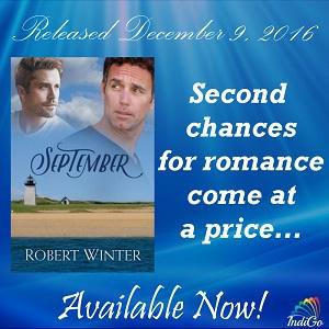 Robert Winter - September Teaser
