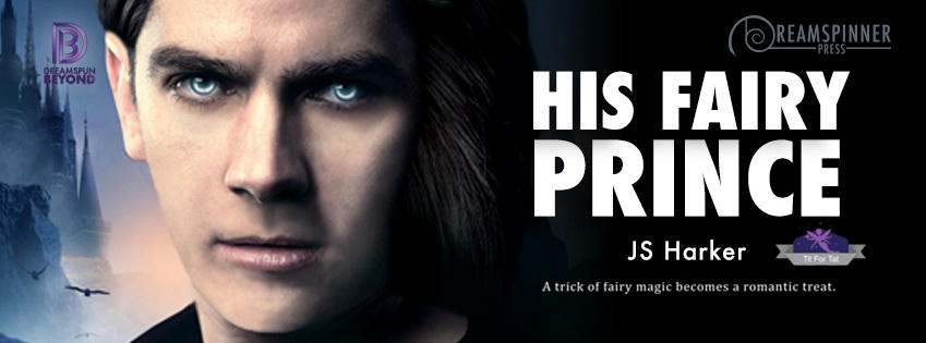 J.S. Harker - His Fairy Prince Banner