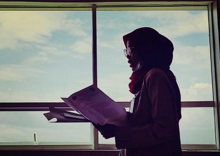 Fauziah Hasni Mahasiswa IAIN Cirebon Juara 1 Lomba Puisi Indonesia Skill ASEAN
