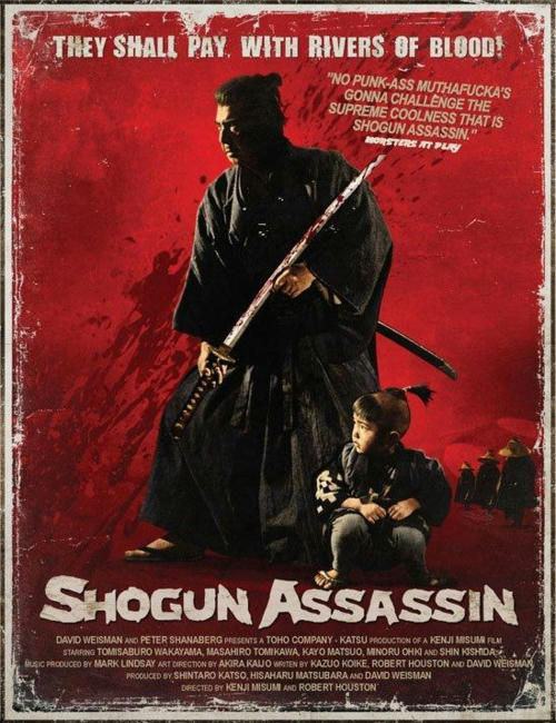 Shogun Assassin (1980) [Dvdrip][MP3 - 2ch][Español][Aventuras] 5d679ebeizoj2796g