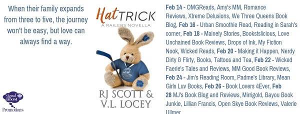 R.J. Scott & V.L. Locey - Hat Trick TourGraphic-21