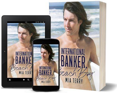 Mia Terry - International Banker, Beach Boy 3d Promo