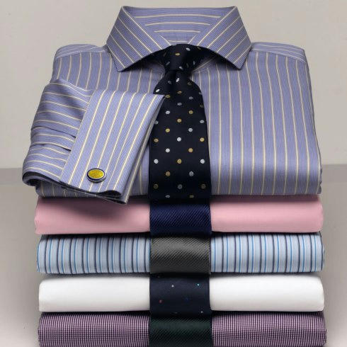 How to Stack T.M. Lewin Promo Codes to Get 52% off Business Shirts plus Free Shipping