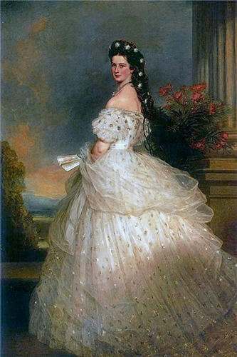 La-trágica-emperatriz-Elisabeth-Amalie-Eugenie-Herzogin-in-Bayern
