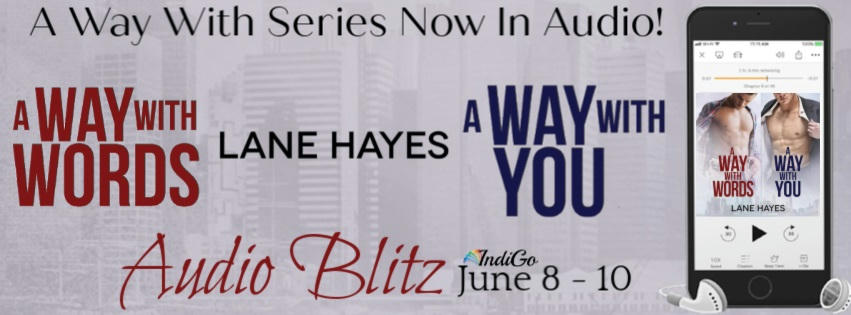 Lane Hayes - A Way with Words-A Way with You Audio RB Banner