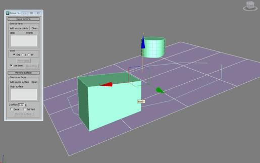"3ds MAX script ""PointsTools"" | mj-multimedia"