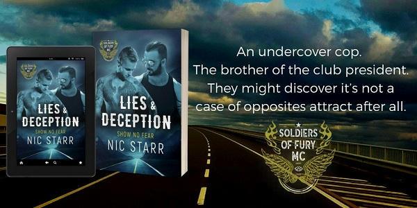 Nic Starr - Lies & Deception Promo 1