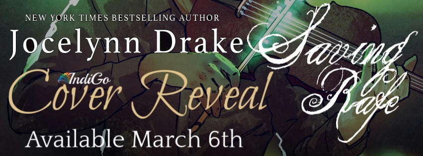 Jocelynn Drake - Saving Rafe Cover Reveal