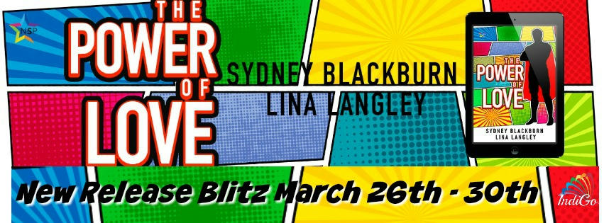 Sydney Blackburn & Lina Langley - The Power of Love RB Banner