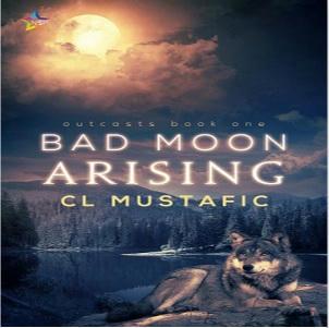 C.L. Mustafic - Bad Moon Arising Square