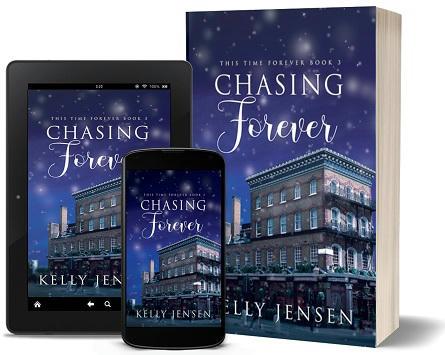 Kelly Jensen - Chasing Forever 3d Promo
